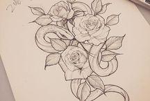 • ROSES •