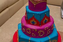 Arabian night cakes
