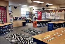 Classroom Theme - JUNGLE/SAFARI / by Clutter-Free Classroom