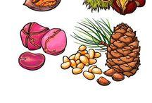 fruits&peanuts