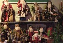 Santa Displays