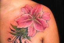 tatto lilly