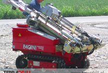 Sonda PAGANI TG 63-100 / Samobieżna sonda statyczna PAGANI model TG 63-100