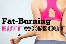 Exercise / Butt workout