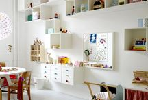 Baby rooms / Decor, furniture, and organizing ideas for our baby's nursery / by Christine Foust