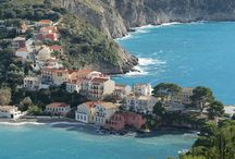 Kefalonia / Pins from Kefalonia Island Greece