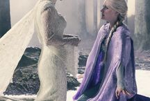 The Snow Queen / Ingrid The snow queen from Once Upon A Time