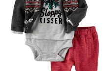 Baby Boy | Christmas Outfits / Christmas Outfits and Picture Ideas for Baby Boys