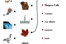Canada Themed Activities for Kids