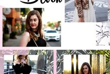 New Year's Eve / Not sure what to wear for New Year's Eve? Take a few style queues from one of our favorite ladies about town!