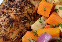 Paleo/gluten free meals