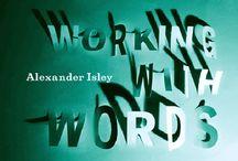 Typography / by Scott Unrein