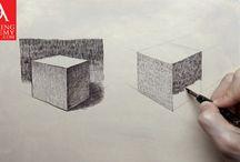 exemplu desen academie
