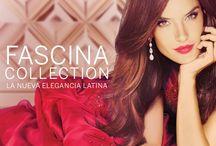 Alessandra Ambrosio: Esika Facina Collection Fragrance / Campaign