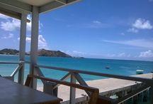 Saint-Martin Antilles Françaises / Soleil