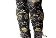 fashion; pirate