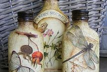 Decoupage / by Barbara Dickmeyer Erlendson