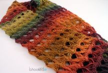 Seasonal Crochet: Fall / Crochet inspiration and crochet patterns that are best for the season of fall / autumn.