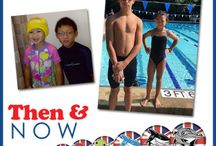 "Then and Now: Student review / After 35 years, we've seen children of all ages begin their swim journeys. And a few have taken swim lessons from learning-to-back-float Tadpole to member-of-the-swim-team Barracuda. We collected stories this summer to showcase all these ""life-long"" swimmers, from then to now."