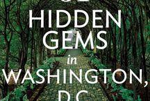 61 Hidden Gems In Washington Dc