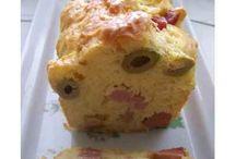 Cake salée
