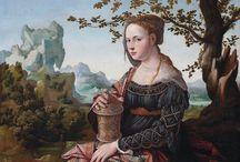 Ян ван Скорел, нидерландский живописец, архитектор и гуманист эпохи Возрождения. / Скорел Ян ван (Scorel, Jan van) (1495-1562 гг.), нидерландский живописец. Он путешествовал по странам Средиземноморья и был покорён итальянским искусством. Он первым принёс в Нидерланды зрелое понимание итальянской живописи Ренессанса и был признан одним из самых выдающихся художников.  Большинство созданных им запрестольных образцов погибло. Ян ван Скорел оказал большое влияние на живописцев своего времени.