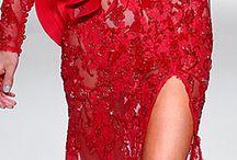 Red carpet ...