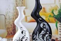 Cerâmica pinturas e esculturas