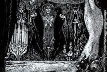 Belle Epoque - Symbolism - Macabre