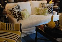 Sofas & Sectionals / by Nell Hill's