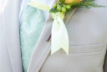 For the groom / Designs and inspiration for the groom on his wedding day