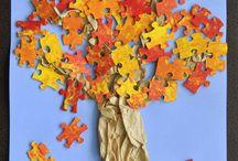 výrobky z puzzle