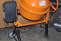 MINI MIXER /  We are instrumental in manufacturing and supplying a range of Hand Mixer / Portable Concrete Mixers. These are manufactured using superior quality raw material as per industry set standards and guidelines. The offered products find their wide applications in construction work and in road projects. All our products are extensively acclaimed by the clients for their easy operations, rust-proof body and low maintenance cost.
