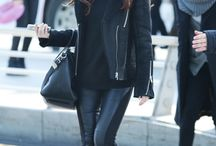 Jessica Jung Airport Fashion (Inspirations) / by Sephie Rojas