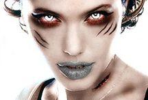 Halloween Makeup Ideas / by Angela Peach
