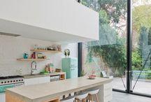 Keuken / Los keukeneiland