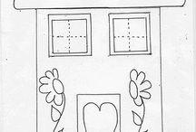 Desenhos P&B/moldes / by Tamara Salvini