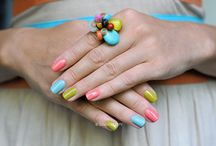 Estee Lauder / Nail polish swatch