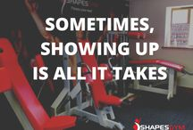 Motivational Fitness Tips/Quotes / Motivational quotes to help us lose weight, get fit and head to the gym. Help your fitness motivation.