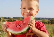Alimentación y nutrición / Consejos para toda la familia para una mejor nutrición y alimentación.