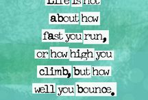 Positive & Motivation words
