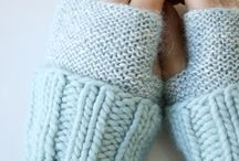 knitting patterns and inspiration