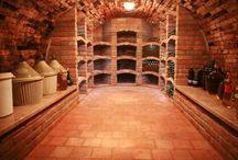 Sklep - winne cellar / Tipy jak vyladit vinný sklep