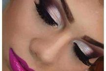 Makeup for bride/Maquiagem Noivas