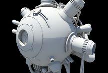Sphere robot
