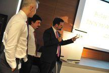 """26 Eylül 2013 - Inovasyon Günü / Bu yıl üçüncüsü düzenlenen İnovasyon Günü'nde, 10 proje sunumlarla tanıtıldı, Çerkezköy'de fabrikalara ait """"En Yenilikçi Proje"""" ve """"Yılın Buluşçusu"""" seçildi!"""