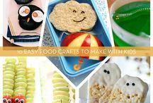 Snacks for kids / by Jen Springborn