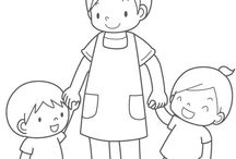 Educational themes-The Family