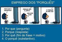 estudo de português