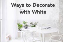 Be Inspired: White